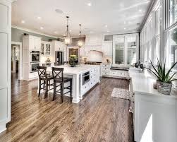 A Substantial Leawood Kitchen Remodel Subtly Shows Off Its Classy Design And Quality Material Choices