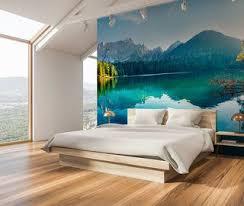 das seehaus ist eine gute wahl fototapete für schlafzimmer