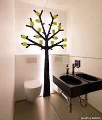 étourdissant idee deco toilette avec idee deco toilettes with