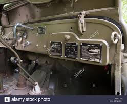 Interior Of A Willys Jeep (2nd World War Stock Photo: 83043576 - Alamy Willys Jeep Truck Body Parts Archives Restaurantlirkecom Ohio Cleveland Columbus Toledo 1952 Youtube 1951 Willys Jeep Volo Auto Museum Willys Cj3 Jeep Al Toy Cj 2a Pin By Blue Fish On Vroom Vroom Pinterest Restoring A 1953 Truck Phoenix Az 14000 Pickup Wrangler Off Road Competion Jeeps And Vehicle