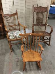 3 Vintage Wood Carved Rocking Chairs Incl. 1 Duck Design Seat ... Sold Antique Mission Style Rocking Chair Refinished Maple And Leather Adams Northwest Estate Sales Auctions Lot 12 Vintage Wood Mini Rocker 3 Vintage Wood Carved Rocking Chairs Incl 1 Duck Design Seat Tell City Company Love Seat Projects In Childs Wooden Refurbished Autentico Bright White Victorian W Upholstered Back Wooden Chair Ldon For 4000 Sale Shpock With Patchwork Design On Backrest Batley West Yorkshire Gumtree Child Doll Red Checked Fabric