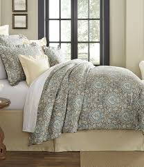 Noble Excellence Bedding by Villa By Noble Excellence Cara Medallion Comforter Mini Set Home
