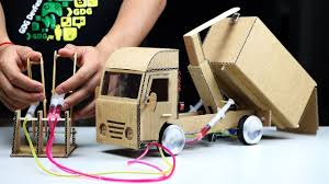 How To Make Amazing Hooklift Truck - Powered Hooklift Truck DIY ...
