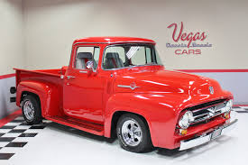 100 1956 Ford Truck F100 Pickup Stock 16028V For Sale Near Henderson NV