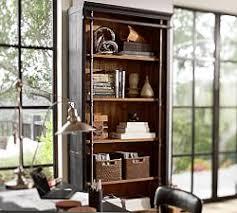 bookcases u0026 shelves pottery barn
