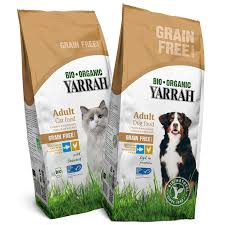 organic cat food yarrah organic cat food pet food packaging