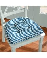 Walmart Gripper Chair Pads by Christmas Gift Deals On Gingham Chair Pads
