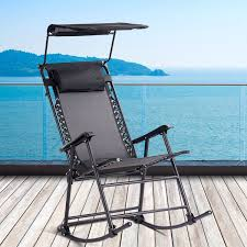 Shop Costway Folding Rocking Chair Rocker Porch Zero Gravity ... Cheap And Reviews Lawn Chairs With Canopy Fokiniwebsite Kelsyus Premium Folding Chair W Red Ebay Portable Double With Removable Umbrella Dual Beach Mac Sports 205419 At Sportsmans Guide Rio Brands Hiboy Alinum Pillow Outdoor In 2019 New 2017 Luxury Zero Gravity Lounge Patio Recling Camping Travel Arm Cup Holder Shop Costway Rocking Rocker Porch Heavy Duty Chaise