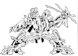 Coloriage Transformers Robots In Disguise Coloring Pages Transformer