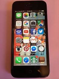 Apple iPhone 5 16GB Black & Slate Verizon Smartphone