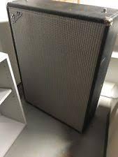Fender Bassman Cabinet Screws by Fender Cabinet Guitar Amplifiers Ebay