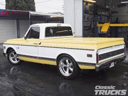 100 Cheyenne Trucks 1971 Chevy Pickup Truck Hot Rod Network