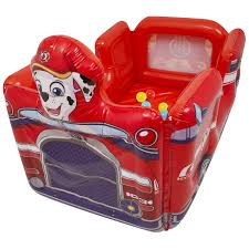 Buy Inflatable Paw Patrol Ball Pool (Marshall Fire Truck ... Outdoor Christmas Decorations Fire Truck Santa Engine Combi Alans Bouncy Castlesalans Castles Photos Master Body Works Commercial Cab Rescue Paw Patrol Inflatable Pyland With 50 Balls Myer Baby Swimming Pool Toy Kids Floating Water Trucks For Children Fire Trucks Kids Robot Robocar Poli Hickory Mega Parties Truckfire Manufacturers Europefire Station Bounceslide Combo Eds Rental And Sales Shop Holiday Living 698ft Fabric Merry Trim A Home Airblown Santa On Decoration 4 Beautiful Ball Pit Pits