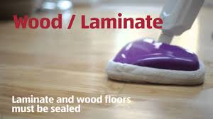 Does Steam Clean Hardwood Floors by Aldi Steam Mop Youtube