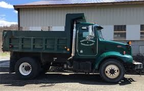 100 Plow Trucks For Sale 2000 Peterbilt 330 Dump Truck W 10 Online Government Auctions