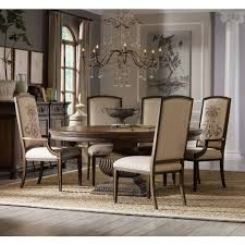 Rhapsody 60in Round Dining Table Hooker Furniture
