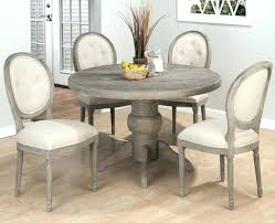 Grey Kitchen Table Medium Size Of Distressed Round Se Dining Room Wood Gray Top Light And Chairs