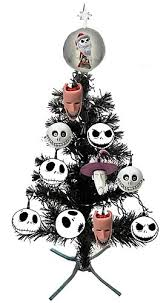 Nightmare Before Christmas Tree Toppers Bauble Set by Nightmare Before Christmas Tree Dark Christmas Pinterest