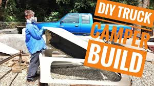 100 Build A Truck Camper Ep4 Diy Pt1 Travel Vlog Places And Travel