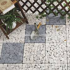 china wholesale waterproof outdoor courtyard flooring