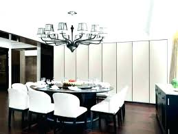 Transitional Chandeliers For Dining Room Chandelier Black Drum Shade