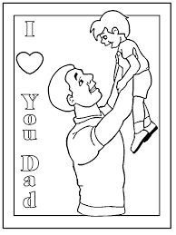 169 Free Printable Father S Day Coloring Pages
