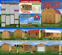 Derksen Sheds San Antonio by Derksen Portable Storage Buildings Portable Sheds Portable