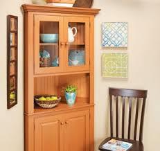 Classic Corner Cabinet