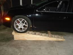 Home Made Car Ramps | How-To: Build Homemade Car Ramps | Automotive ... Heavy Duty Alinum Truck Service Ramps 7000 Lbs Capacity Amazoncom 1000 Lb Pound Steel Metal Loading 6x9 Set Of 2 Race Why You Need Them For Your Race Program Pc Lb 84 X 10 In Antiskid Princess Auto Trucut Ultraramps 6500 9000 Trucks And Vans Inlad Readyramp Compact Bed Extender Ramp Black 90 Open 50 On Custom Llc Car Service Ramps The Garage Journal Board 2017 New Isuzu Npr Hd 16ft Landscape With At Cheap For Pickup Find