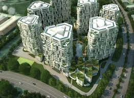 104 Ara Architects Sustainable Architecture Greens Multigenerational Residential Community Mimics Rhizomic Growth Planet Custodian