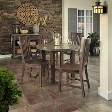 Patio Dining Sets Home Depot by Stone Rectangle Patio Dining Sets Patio Dining Furniture
