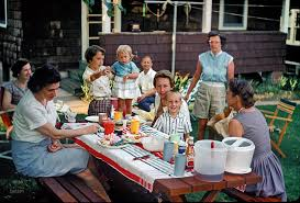 Shorpy Historic Picture Archive :: Backyard Picnic: 1960 High ... Urban Pnic 8 Small Backyard Entertaing Tips Plan A In Your Martha Stewart Free Images Nature Wine Flower Summer Food Cottage Design For New Cstruction Terrascapes Summer Fun Have Eat Out Outside Mixed Greens Blog Best 25 Pnic Ideas On Pinterest Diy Table Chris Lexis Bohemian Wedding Shelby Host Your Own Backyard Decor Tips And Recipes