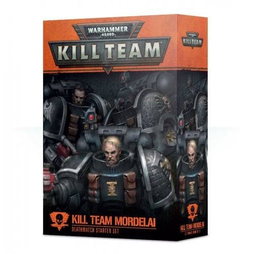Games Workshop Warhammer 40000 Deathwatch Starter Set - Kill Team Kill Team Mordelai