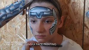Medium Size Of Coloring Pagesknight Face Painting Exquisite Knight Maxresdefault Pages