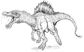 Hd Wallpapers Jurassic World Coloring Pages Trex Tio Earecom Press
