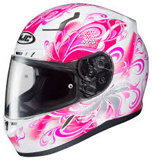 Hjc Cl 17 Chin Curtain Canada by Hjc Cl 17 Cosmos Women U0027s Helmet Revzilla