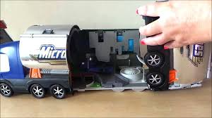 2001 Micro Machines Transforming Boys Toy Tanker Truck - YouTube Peterbilt Truck With Flatbed Trailer And 2 Farm Tractors Diecast The First Two Hess Toy Minis For 2018 Have Been Revealed Rmz City Diecast 164 Man Oil Tanker End 372019 427 Pm Buy Fire Brigade Online In India Kheliya Toys Siku 1331 Scania Milk Shop Toys Instore Online Bruder Mack Granite Vehicle Bta02827 Adventure Force Big Rig Water Walmartcom 1911 Ladder Taylor Made Trucks Hersheys 3dome Tank Car Ex Tgs Fuel Kg Electronic Intertional Model Pullback Action 1950s Buddy L Texaco For Sale Antiquescom Classifieds