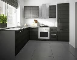 feldmann küchen tytan 140x250cm l form küchenzeile grau fino schwarz 54248545