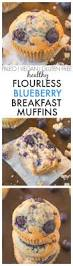 Vegan Pumpkin Muffins No Oil by Healthy Flourless Blueberry Breakfast Muffins Made With No Butter