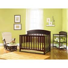graco charleston 4 in 1 convertible crib cherry walmart com
