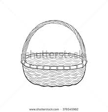 Brilliant Ideas Of Empty Fruit Basket Coloring Pages On Letter