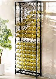 flaschenregal für 108 flaschen