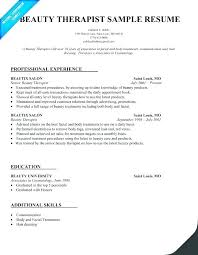 Cosmetology Resume Examples Cool For Students Medical Student Sample This