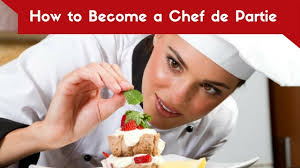 chef de rang duties how to become a chef de partie the complete guide wisestep