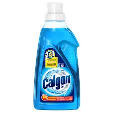 odeur linge machine a laver calgon 2en1 gel élimine le calcaire et évacue les résidus de