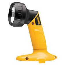 shop dewalt 18 volt 300 lumen xenon rechargeable power tool