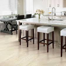 Image Of Pergo Laminate Floor In Dining Room