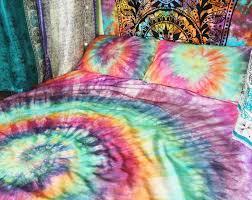 bedrooms tie dye bedding pastel tie dye bedding trippy bedding