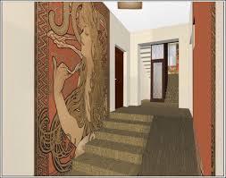 architecture et déco d immeuble rénovation cage d escalier