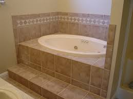 best way to tile around a bath tub surrounds that look like